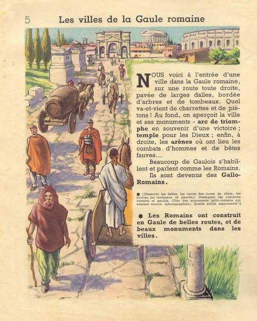 5 avantages des illustrations dans les vieux manuels d'histoire Page+05