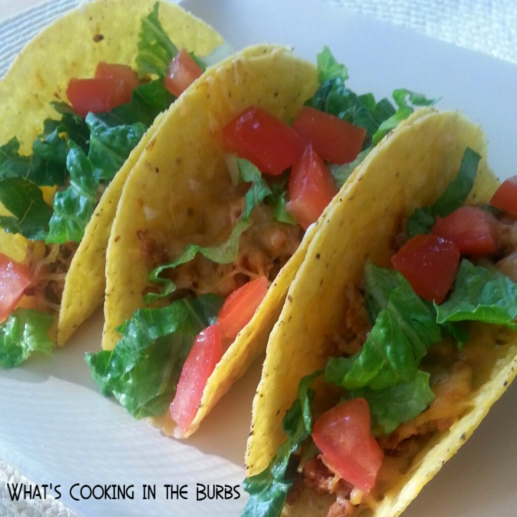 Baked Chipotle Beef Tacos