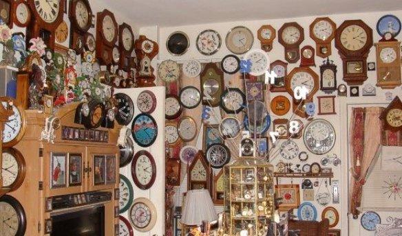 coleccionista de locos el coleccionista de tiempo