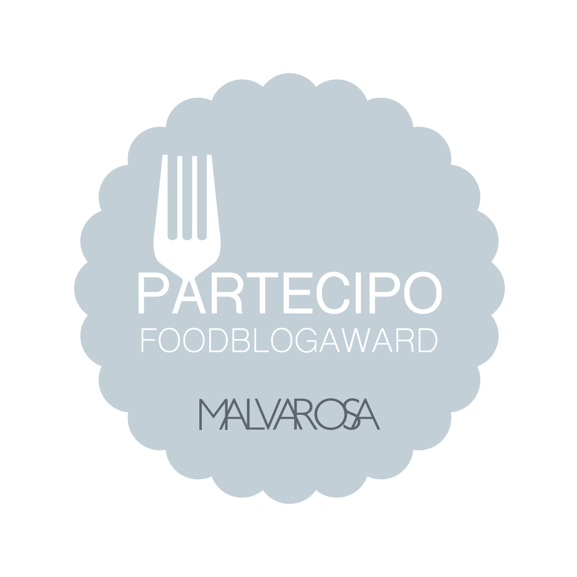 Food Blog Award 2016