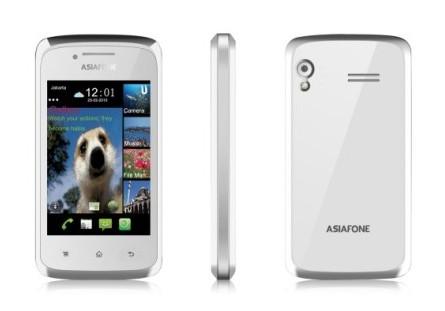 Asiafone AF9190, Spesifikasi Harga Hp Android Dual SIM Lokal Murah Rp