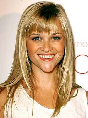 The Teach Zone Reese Witherspoon Heart Shaped Face Hairstyles 2012