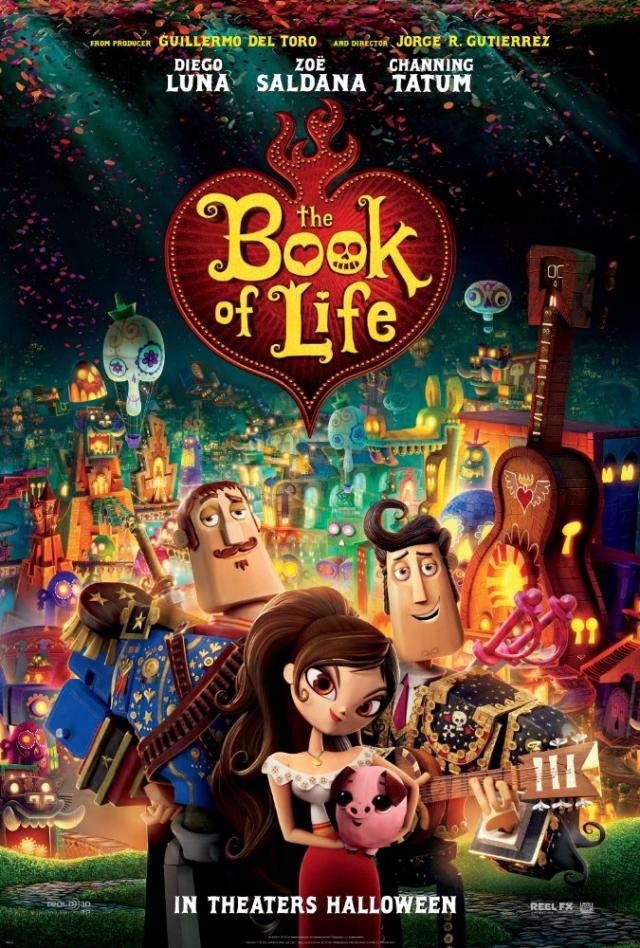 Cuốn sách của sự sống - The Book of Life (2014)