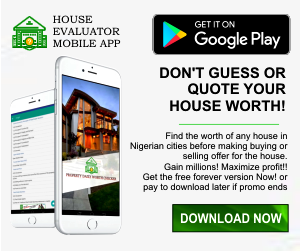 Value Any Nigerian Home For Free