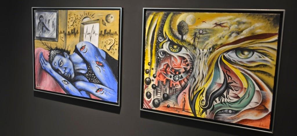 Cibeles Palace Madrid paintings