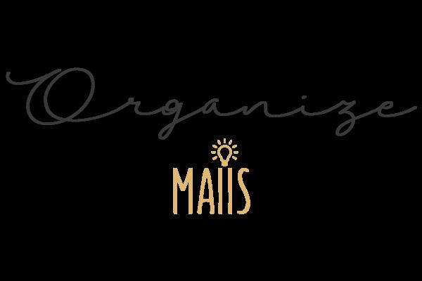 Organize Maiis