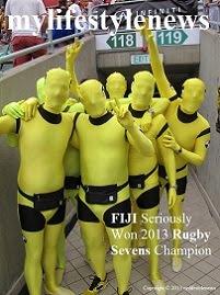 Hong Kong Rugby Sevens @ 2013
