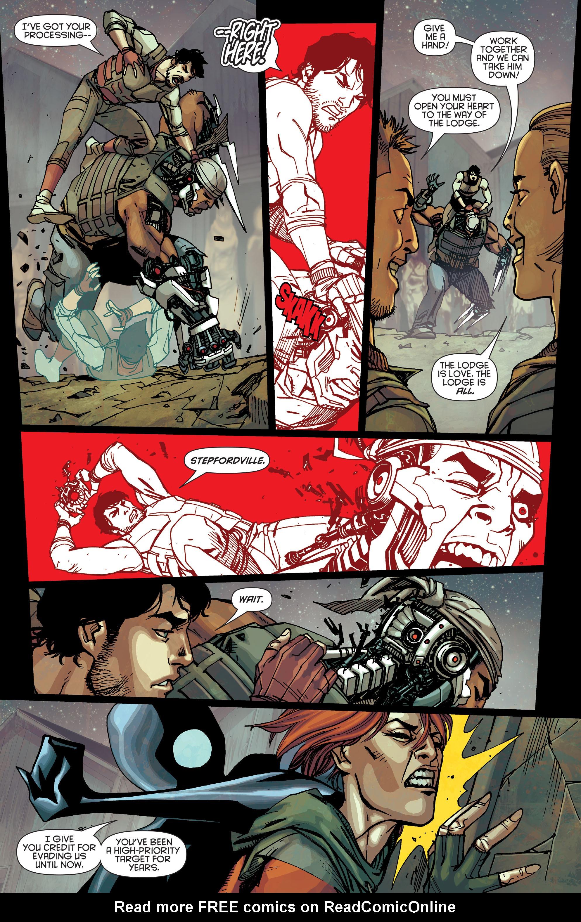 Batman Beyond (2015) Issue #2 #2 - English 16