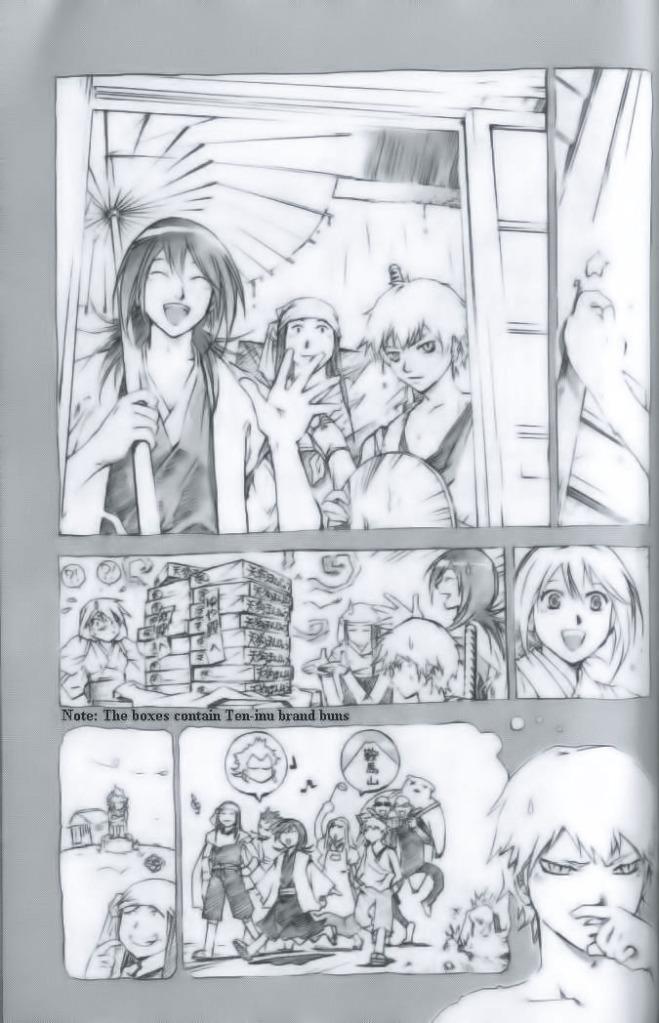 Mắt Quỷ Kyo-Samurai Deeper Kyo chap 308 – End Trang 4 - Mangak.info