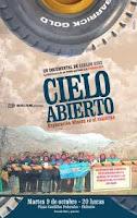 CIELO ABIERTO (Carlos Ruiz, 2007)