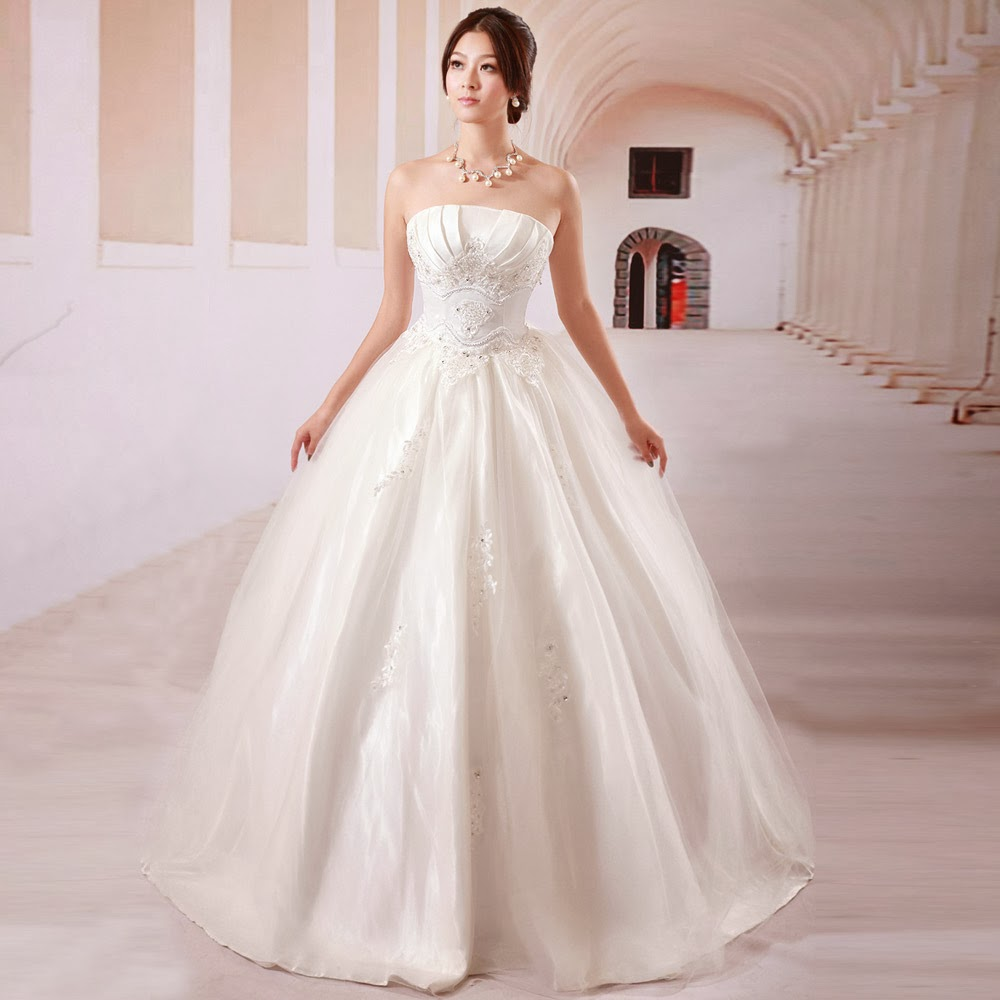 Bridal Dresses Wallpaper