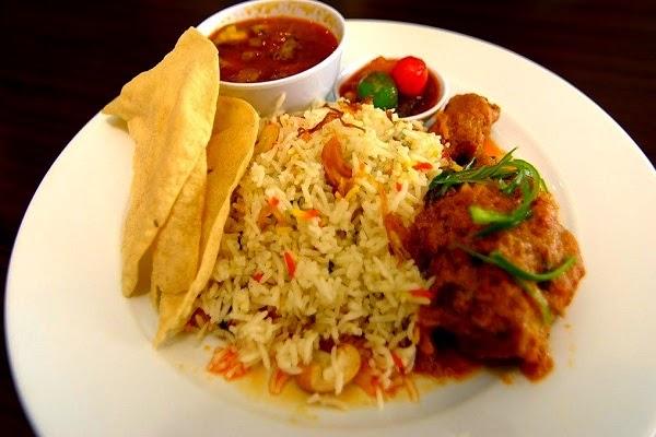 Resipi Mudah Untuk Masak Nasi Briyani