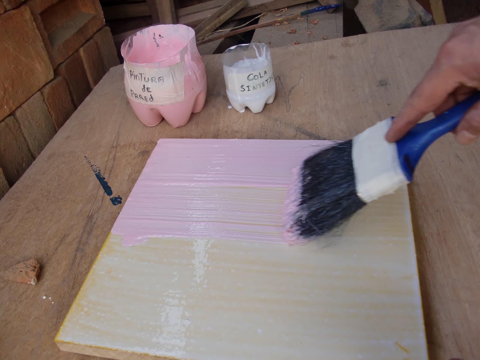 Decoraciones manualidades en madera como hacer un craquelado - Craquelado de madera ...