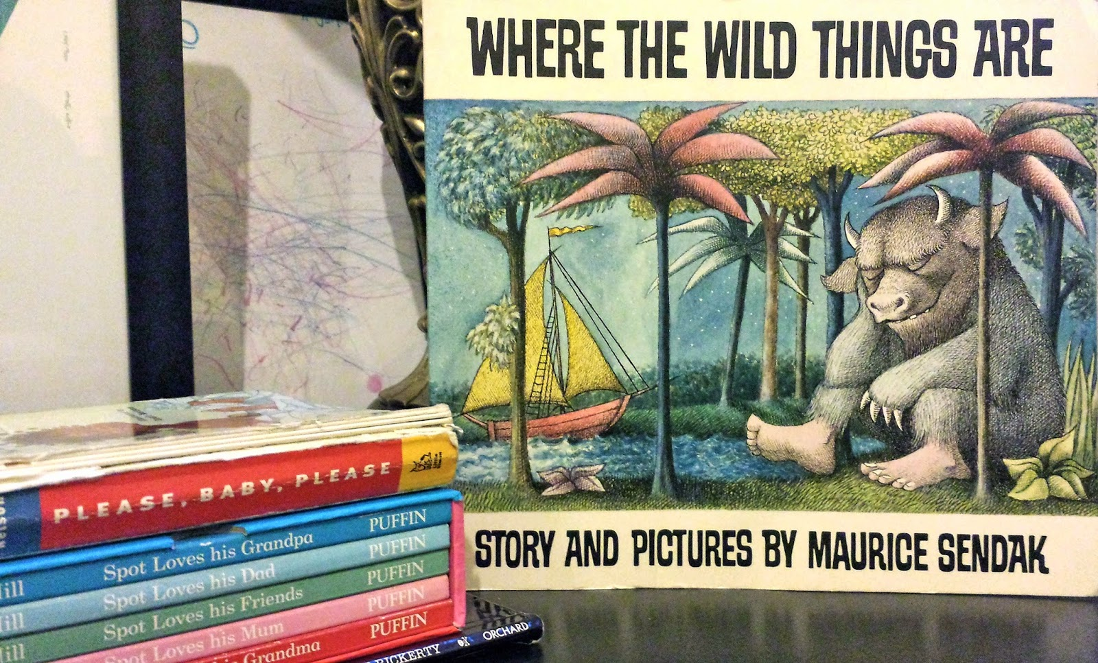 Where The Wild Things Are - Mellies Corner