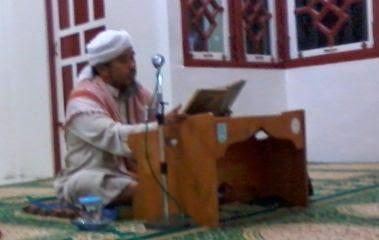 K.H. Muhyar Dahri, B.A