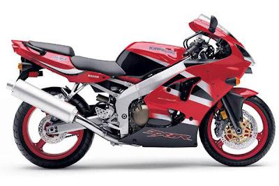 Kawasaki Ninja 600 Motorcycles