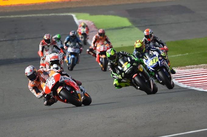 Race MotoGP Silverstone 2015 - Hujan Mengubah Segalanya