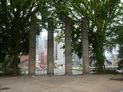 Plymouth Pillars Park