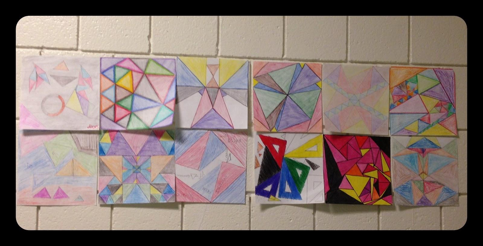 class quilt assignment