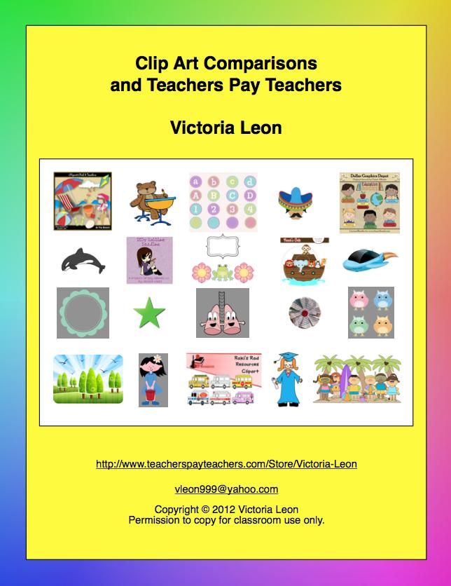 how to create clipart for teachers pay teachers