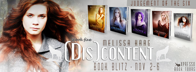 Book Blitz: (Dis)Content by Melissa Haag