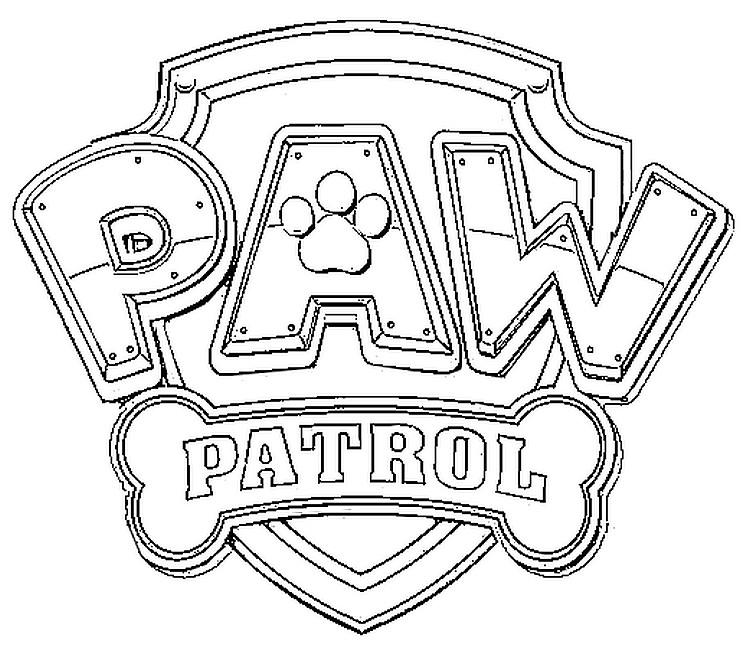 Paw Portal Coloring Pages Rocky