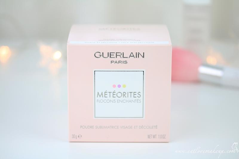 Guerlain Meteorites Christmas 2015