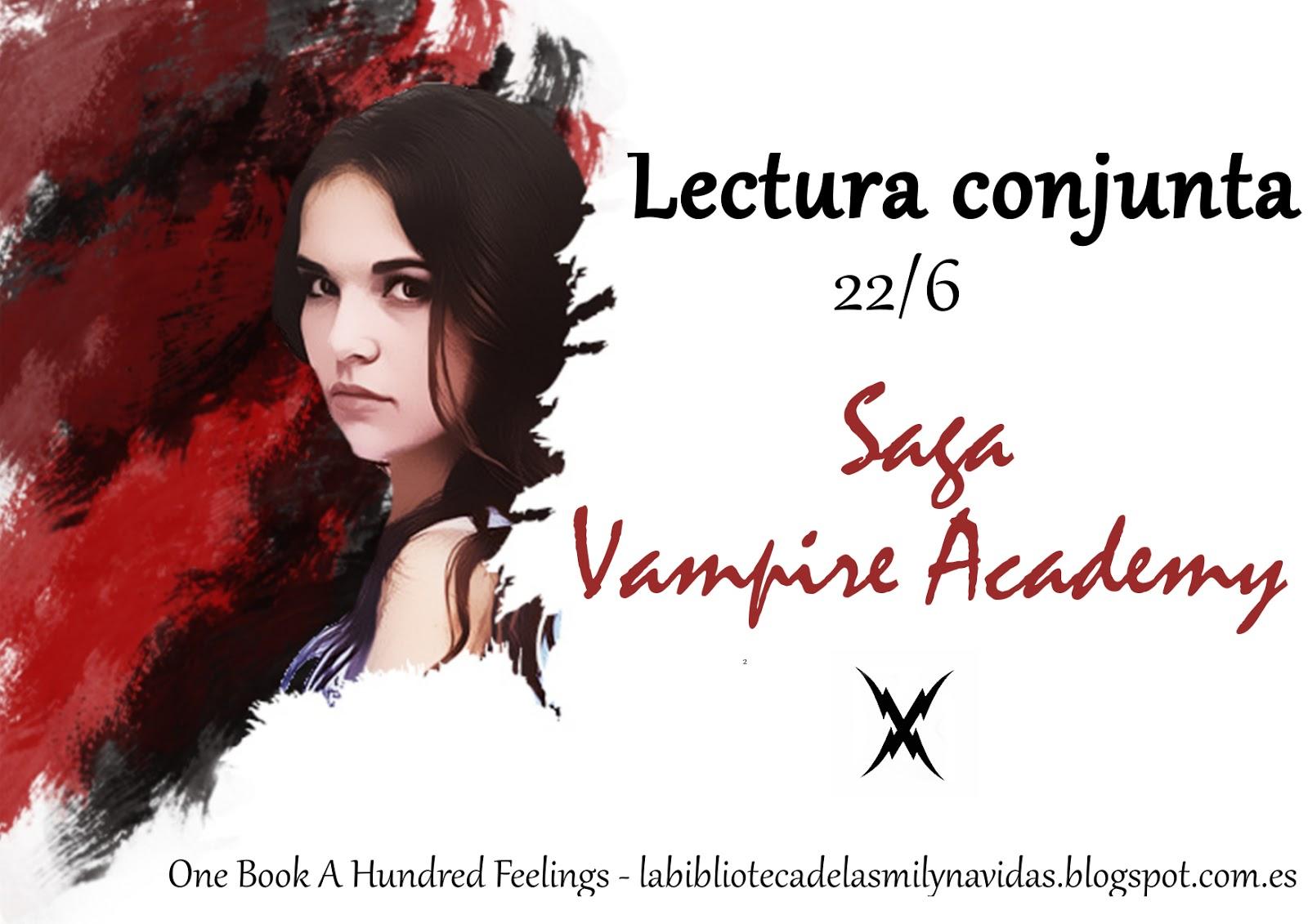 LC Vampire Academy