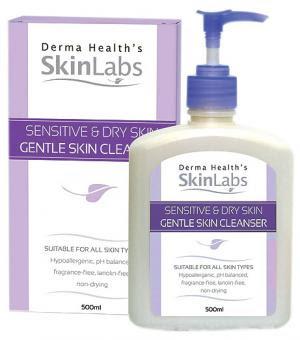 Derma Helath's SKin Labs Gentle Skin Cleanser