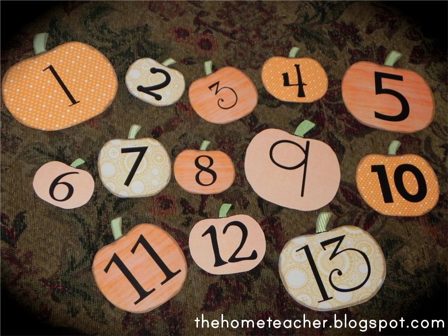 13 Days of Halloween Activities for Kids - The Home Teacher