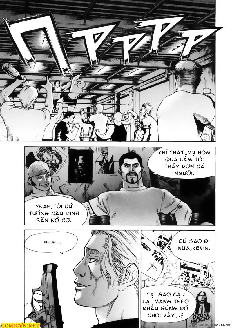 Karate Shoukoushi Kohinata Minoru chap 50 Trang 18