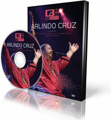 Baixar DVD Arlindo Cruz - MTV Ao Vivo (2009)