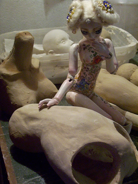 argentina dollmaking art