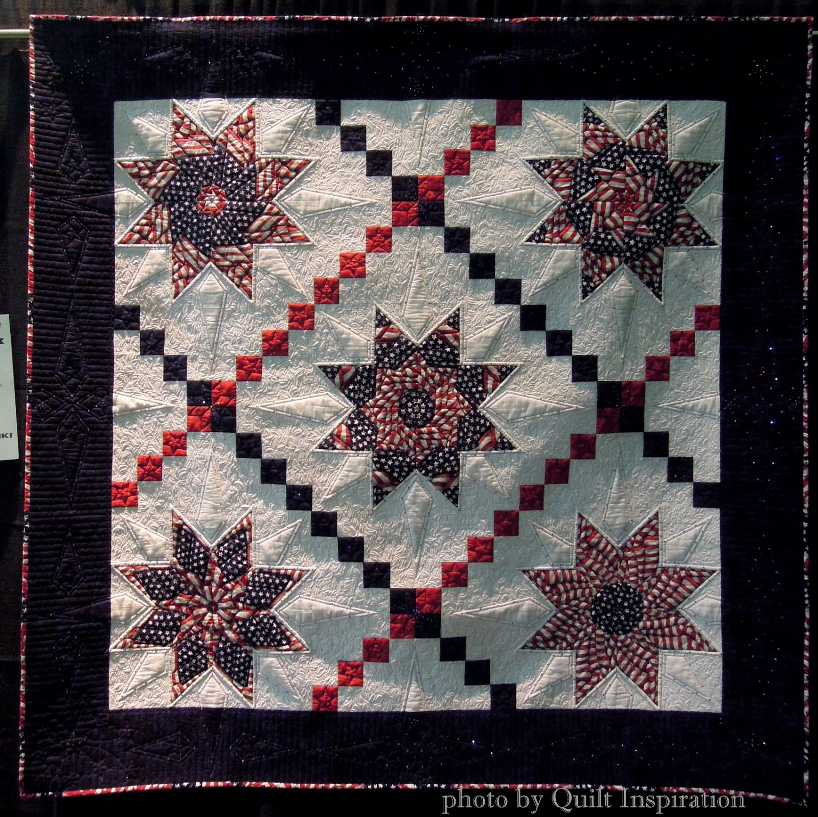Quilt Inspiration: Fourth of July 2015 : fourth of july quilt pattern - Adamdwight.com