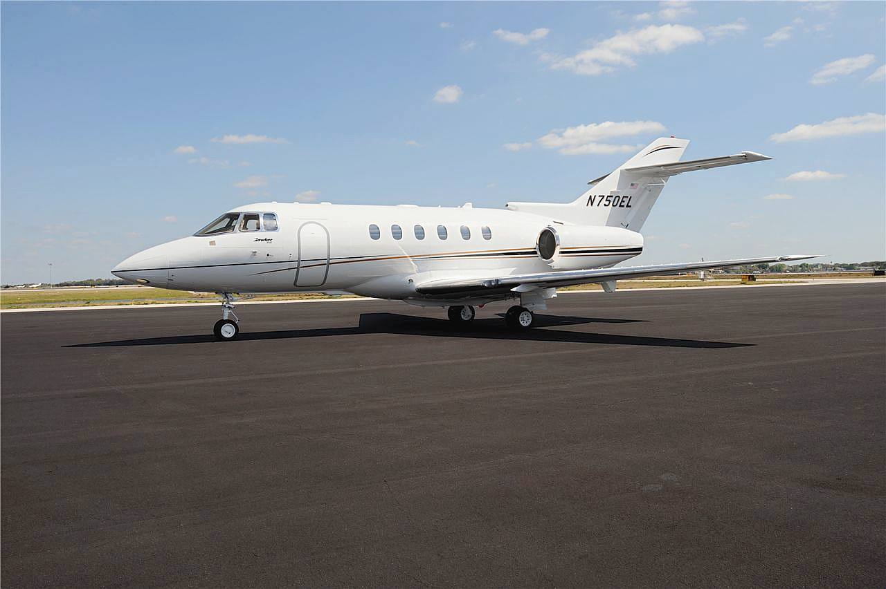 Jet Airlines Hawker 750 Business Jet