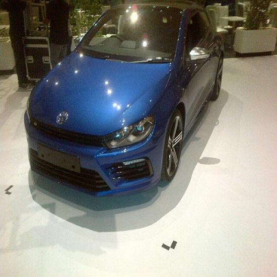 VW SCIROCCO 2.0 R
