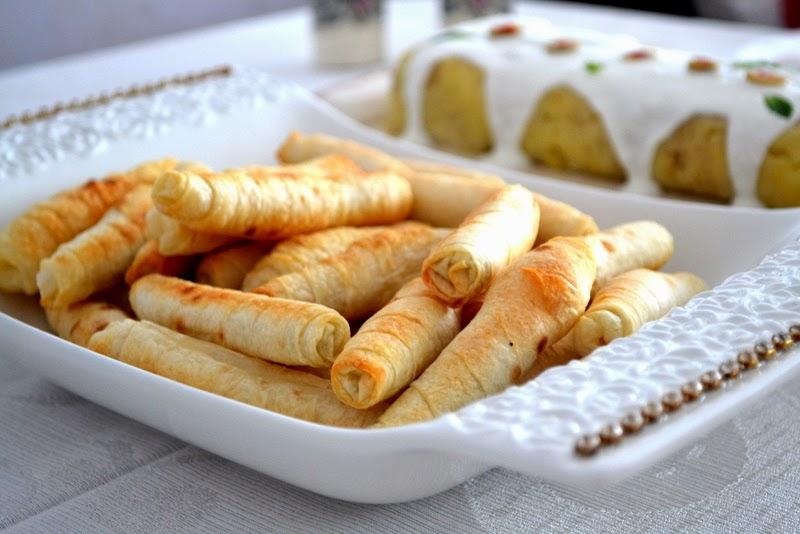 Peynirli Çıtır Börek Tarifi Yapılışı