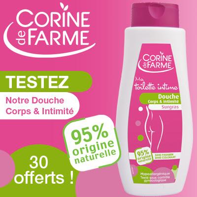 30 Toilettes Intimes Douche Corps et Intimité - Surgras de Corine de Farme