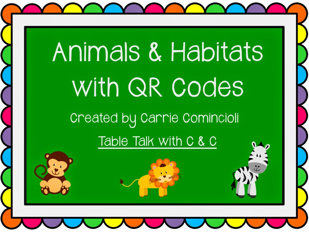 Table talk with c and c springing into science for Code habitat