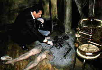 corpo queimado pela combustão espontânea humana
