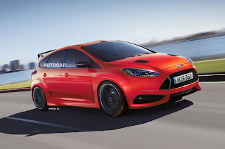 Ford Focus RS 2015 © Autocar