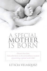 "Order your copy of ""A Special Mother is Born"""