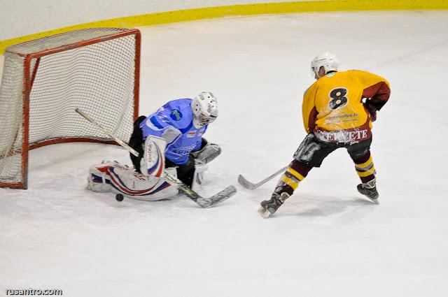 UHL A līga trešā kārta HK Tērvete HK Sport Lukss 2