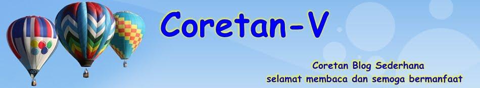 <center><b>Coretan-V</b></center>
