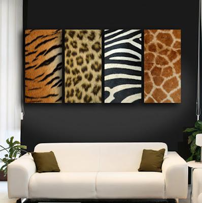 sala animal print