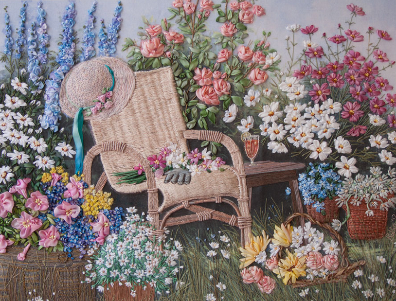 Of mice and ramen di van niekerk silk ribbon embroidery