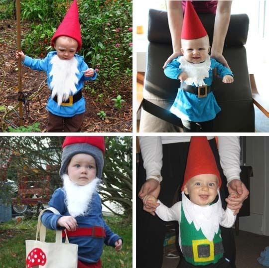 Con el bebe a cuestas: Como hacer disfraces sencillos para bebes ...