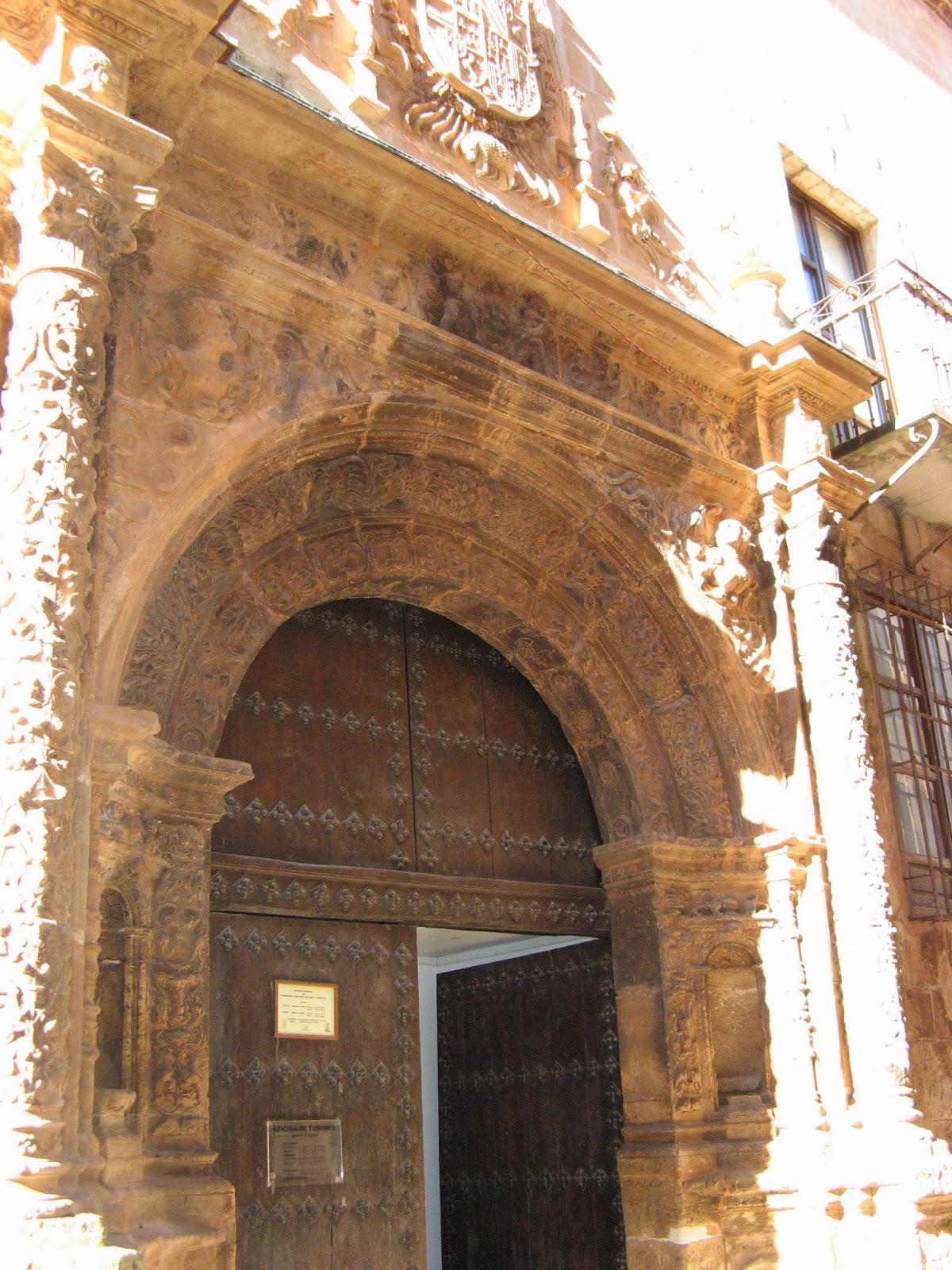 Rincones ibericos alcaraz albacete castilla la mancha for Oficina de turismo albacete
