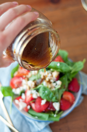 everyday balsamic vinaigrette