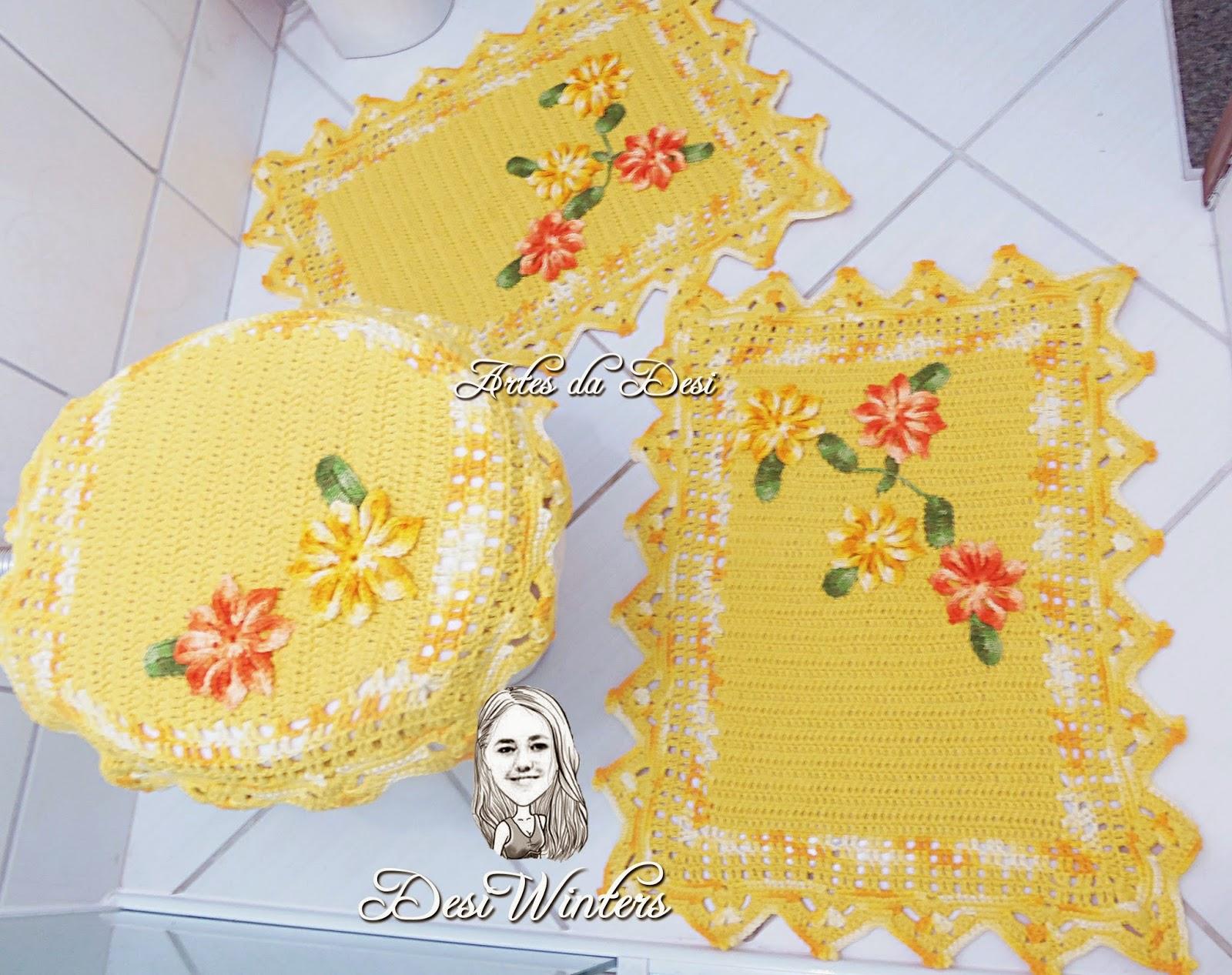 amarelo nº6 barroco amarelo e duna nas cores amarelo laranja e verde #AE361D 1600x1267 Banheiro Com Amarelo